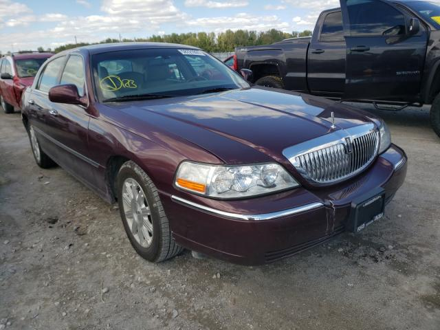Lincoln Town Car salvage cars for sale: 2011 Lincoln Town Car
