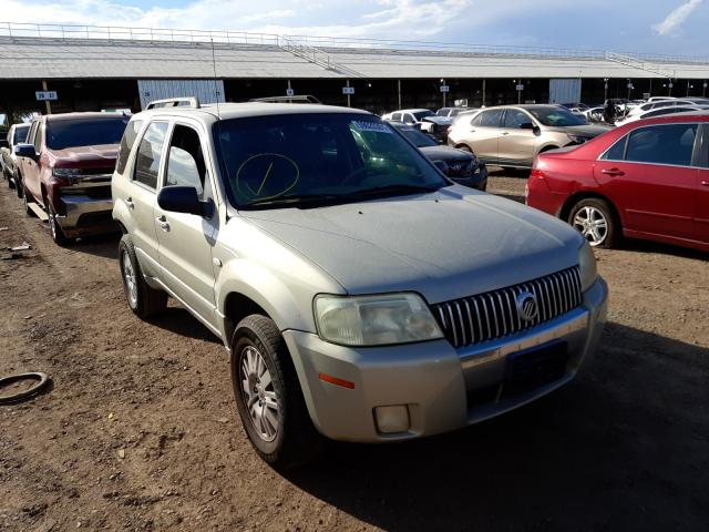 Salvage cars for sale from Copart Phoenix, AZ: 2006 Mercury Mariner