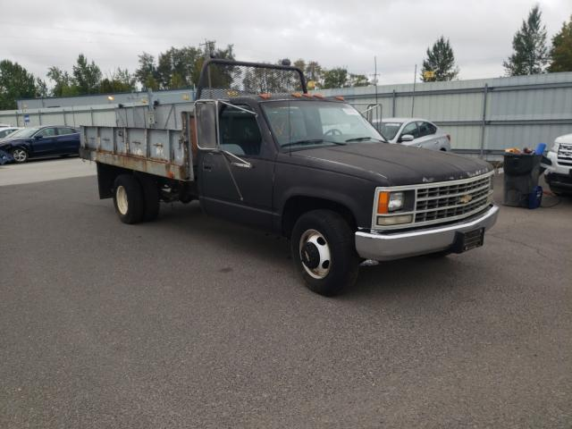 Salvage cars for sale from Copart Portland, OR: 1991 Chevrolet GMT-400 C3