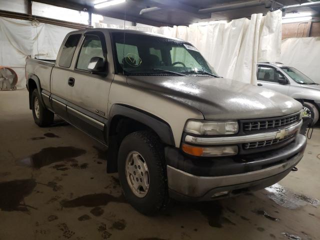 Vehiculos salvage en venta de Copart Ebensburg, PA: 1999 Chevrolet Silverado