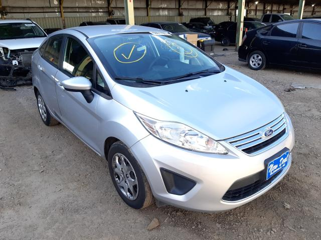 Salvage cars for sale from Copart Phoenix, AZ: 2012 Ford Fiesta SE