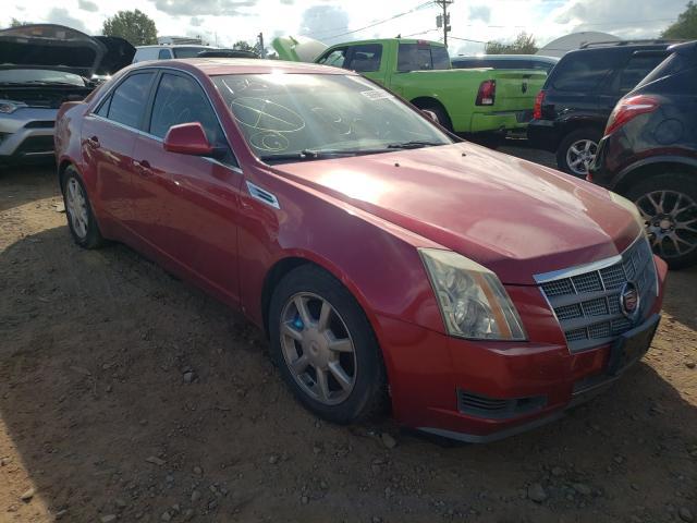 Cadillac Vehiculos salvage en venta: 2008 Cadillac CTS