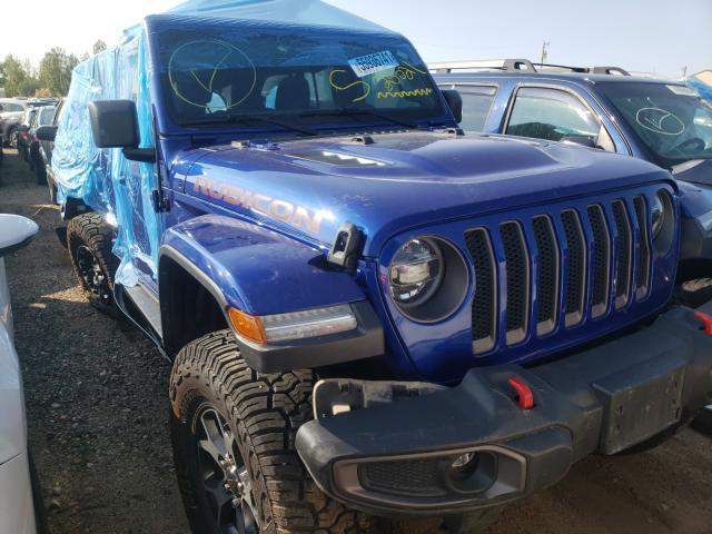 2019 Jeep Wrangler U en venta en Casper, WY