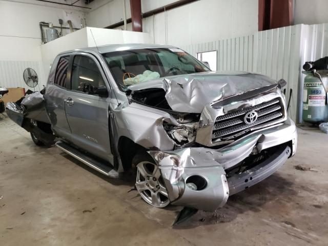 Salvage cars for sale from Copart Lufkin, TX: 2007 Toyota Tundra DOU
