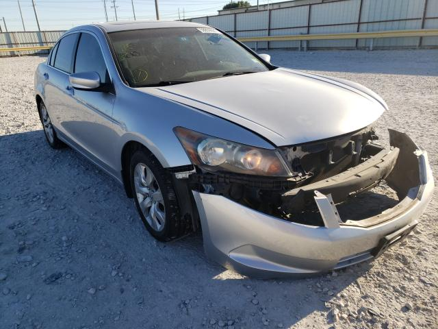 Salvage cars for sale from Copart Haslet, TX: 2008 Honda Accord EX