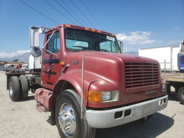 International Vehiculos salvage en venta: 2000 International 4700