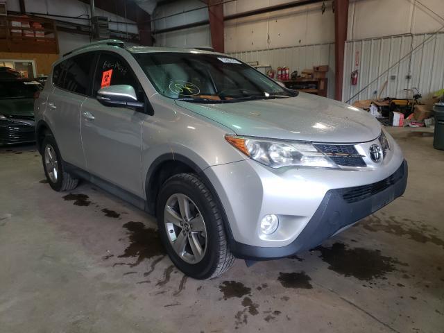 Vehiculos salvage en venta de Copart Austell, GA: 2015 Toyota Rav4 XLE