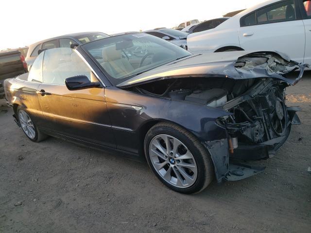 BMW Vehiculos salvage en venta: 2006 BMW 330 CI