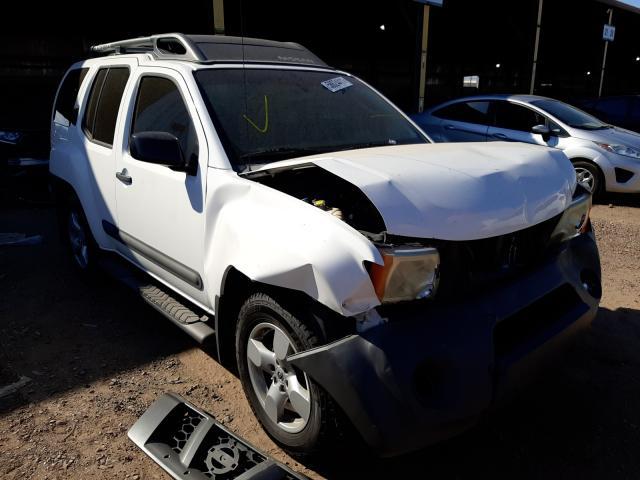 Salvage cars for sale from Copart Phoenix, AZ: 2008 Nissan Xterra OFF
