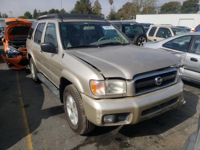 Salvage cars for sale from Copart Vallejo, CA: 2002 Nissan Pathfinder