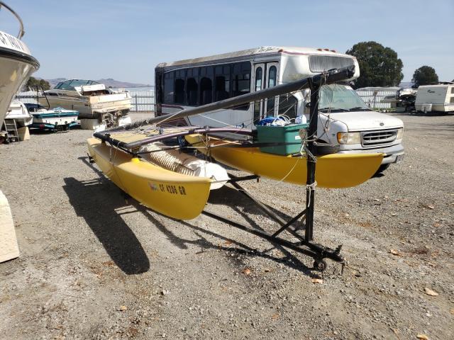 Sail salvage cars for sale: 1979 Sail Hobiecat