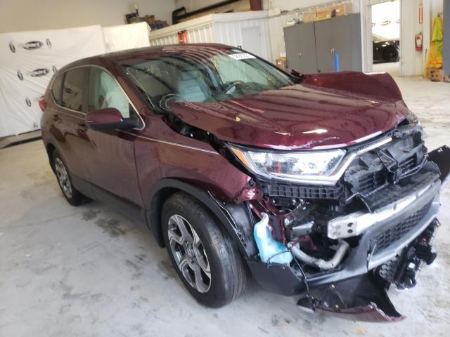 2019 HONDA CR-V EX 2HKRW1H54KH507856