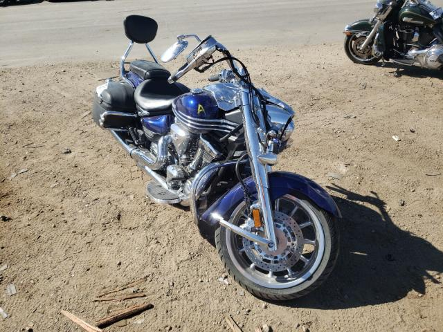 Salvage cars for sale from Copart Nampa, ID: 2009 Yamaha XV1900 CT
