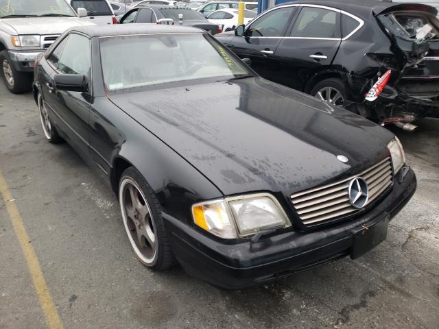 Mercedes-Benz salvage cars for sale: 1998 Mercedes-Benz SL 500