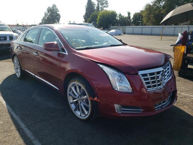 Cadillac Vehiculos salvage en venta: 2014 Cadillac XTS Luxury