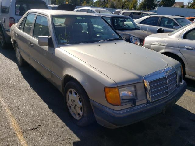 Salvage cars for sale from Copart Vallejo, CA: 1992 Mercedes-Benz 400 E