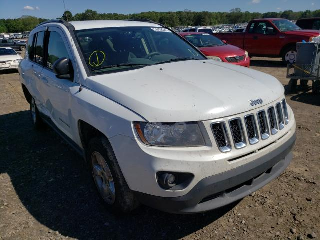 Salvage cars for sale at Conway, AR auction: 2016 Jeep Compass SP