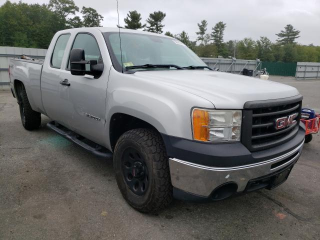 Salvage cars for sale from Copart Exeter, RI: 2011 GMC Sierra K15