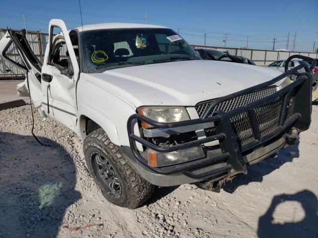 Salvage cars for sale from Copart Haslet, TX: 2003 Chevrolet Silverado