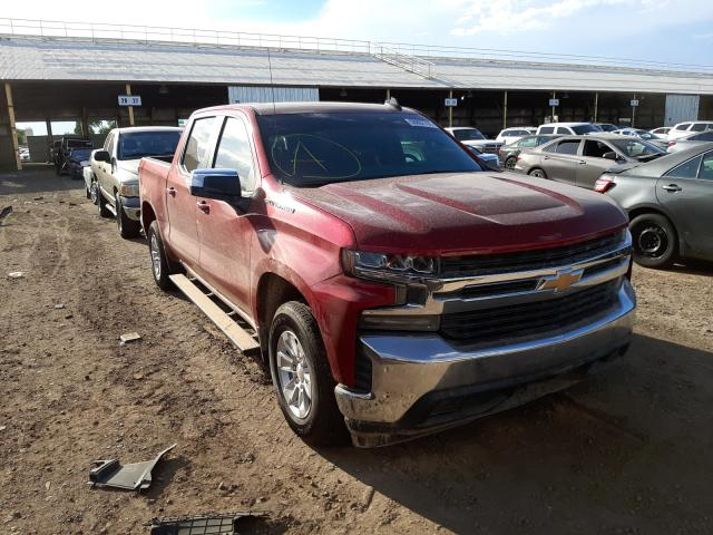 Salvage cars for sale at Phoenix, AZ auction: 2021 Chevrolet Silverado