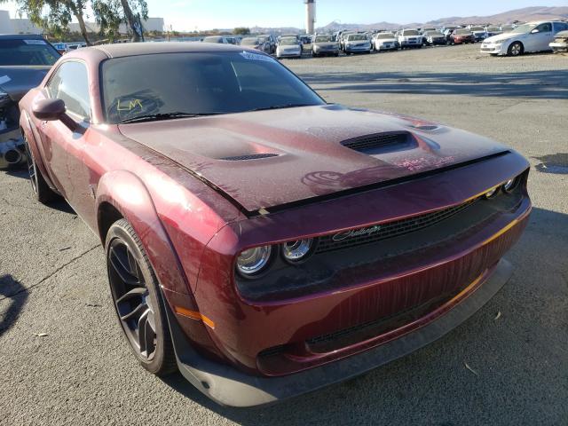 Vehiculos salvage en venta de Copart Martinez, CA: 2021 Dodge Challenger