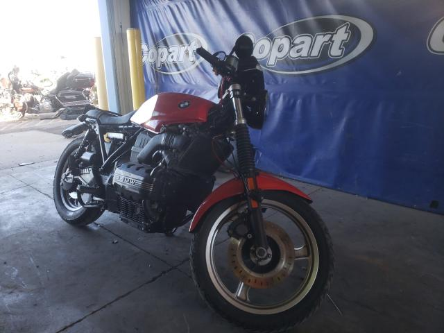 BMW salvage cars for sale: 1991 BMW K75 S