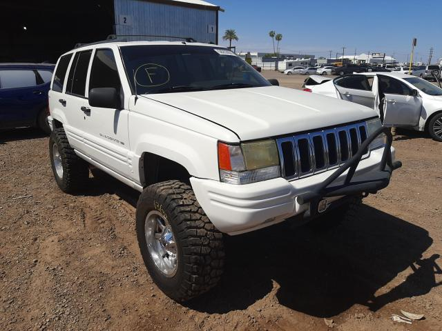 Salvage cars for sale from Copart Phoenix, AZ: 1998 Jeep Grand Cherokee