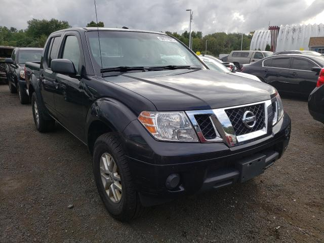 Salvage trucks for sale at East Granby, CT auction: 2015 Nissan Frontier S