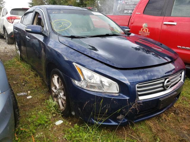 Nissan Vehiculos salvage en venta: 2013 Nissan Maxima S