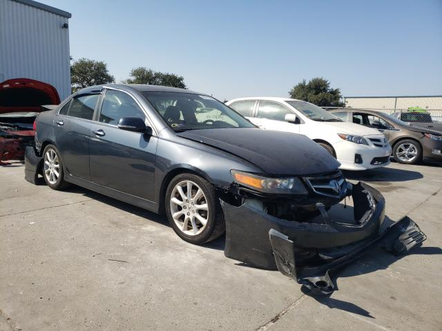Salvage cars for sale from Copart Sacramento, CA: 2006 Acura TSX