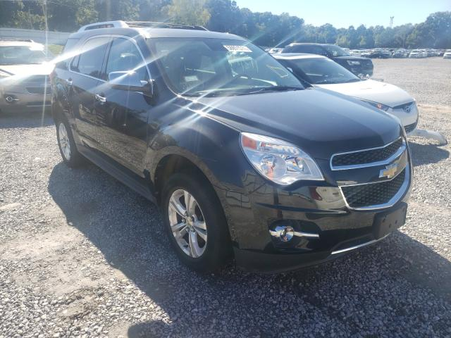 Salvage cars for sale from Copart Gastonia, NC: 2012 Chevrolet Equinox LT