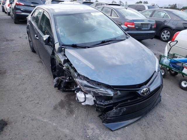 Toyota salvage cars for sale: 2018 Toyota Corolla L