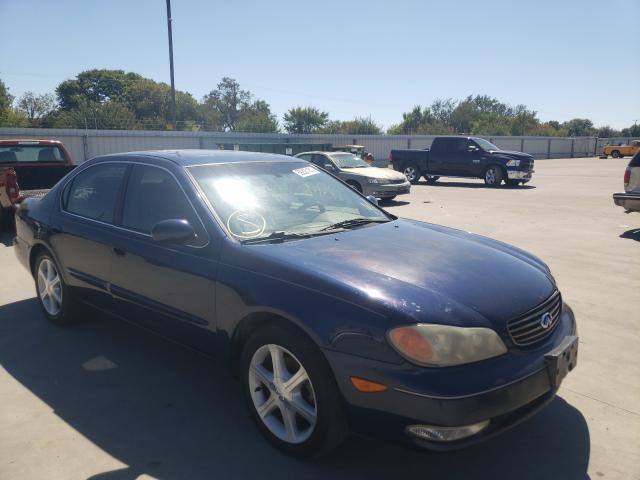Vehiculos salvage en venta de Copart Wilmer, TX: 2003 Infiniti I35