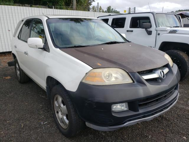 Acura MDX salvage cars for sale: 2004 Acura MDX