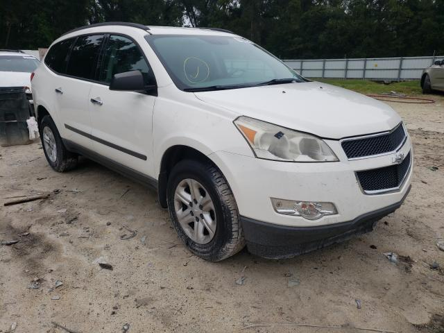 Salvage cars for sale from Copart Ocala, FL: 2011 Chevrolet Traverse L
