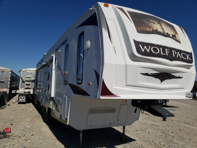 Forest River Vehiculos salvage en venta: 2011 Forest River Camper