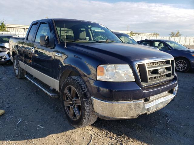 Salvage cars for sale from Copart Walton, KY: 2005 Ford F150