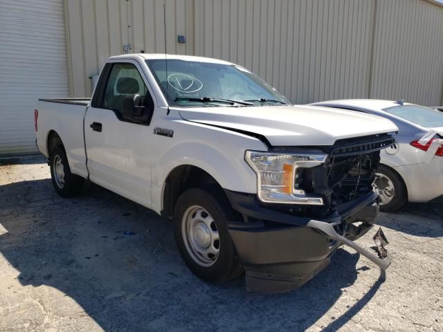 Ford F150 salvage cars for sale: 2018 Ford F150