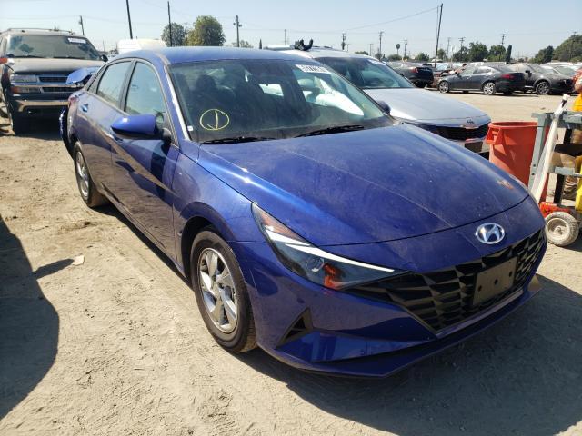 2021 Hyundai Elantra SE for sale in Los Angeles, CA