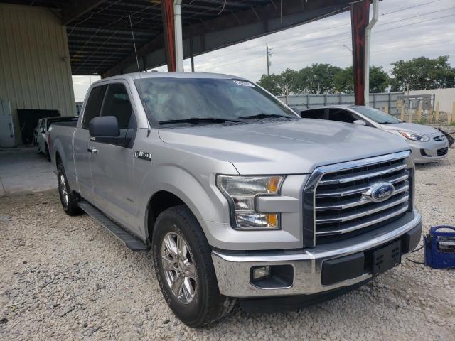 Vehiculos salvage en venta de Copart Homestead, FL: 2015 Ford F150 Super