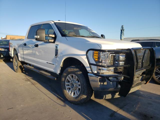 Vehiculos salvage en venta de Copart Grand Prairie, TX: 2017 Ford F250 Super