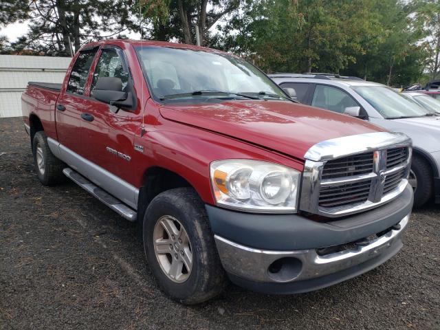 Vehiculos salvage en venta de Copart New Britain, CT: 2007 Dodge RAM 1500 S