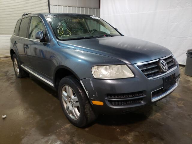 Salvage cars for sale from Copart Central Square, NY: 2005 Volkswagen Touareg 4