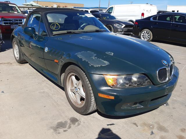 1997 BMW Z3 1.9 en venta en Grand Prairie, TX