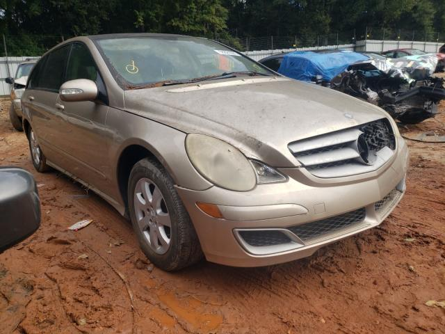 Salvage cars for sale from Copart Austell, GA: 2006 Mercedes-Benz R 350