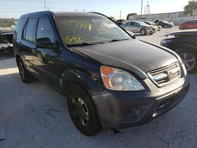 Salvage cars for sale from Copart Haslet, TX: 2002 Honda CR-V EX
