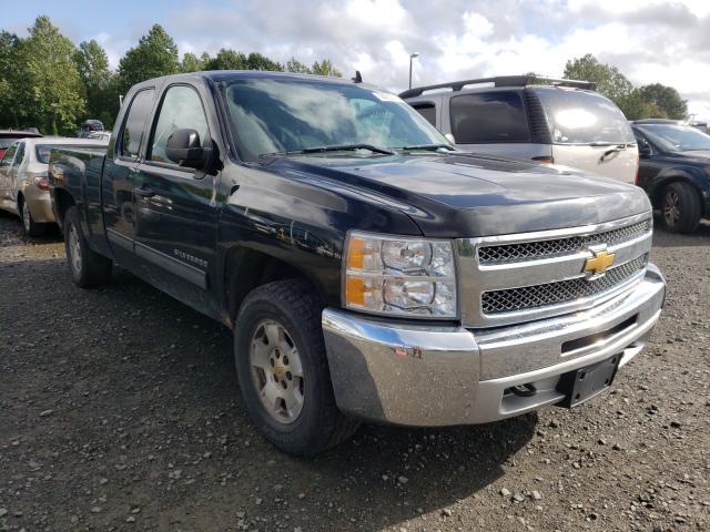 Chevrolet Silverado salvage cars for sale: 2012 Chevrolet Silverado