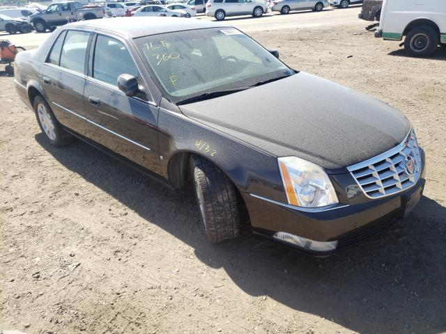 Cadillac salvage cars for sale: 2009 Cadillac DTS