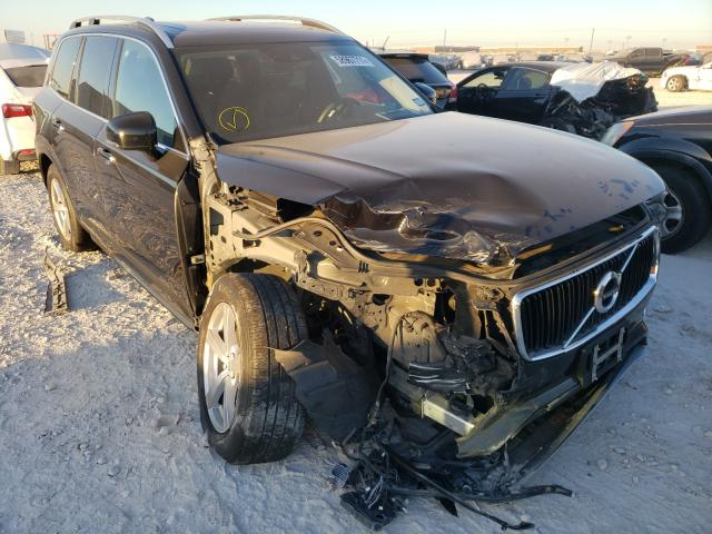 Salvage cars for sale from Copart Haslet, TX: 2016 Volvo XC90 T5