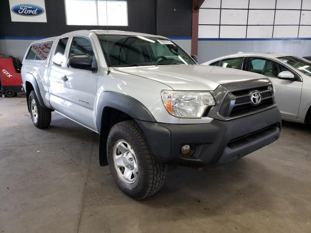 Salvage trucks for sale at East Granby, CT auction: 2012 Toyota Tacoma ACC